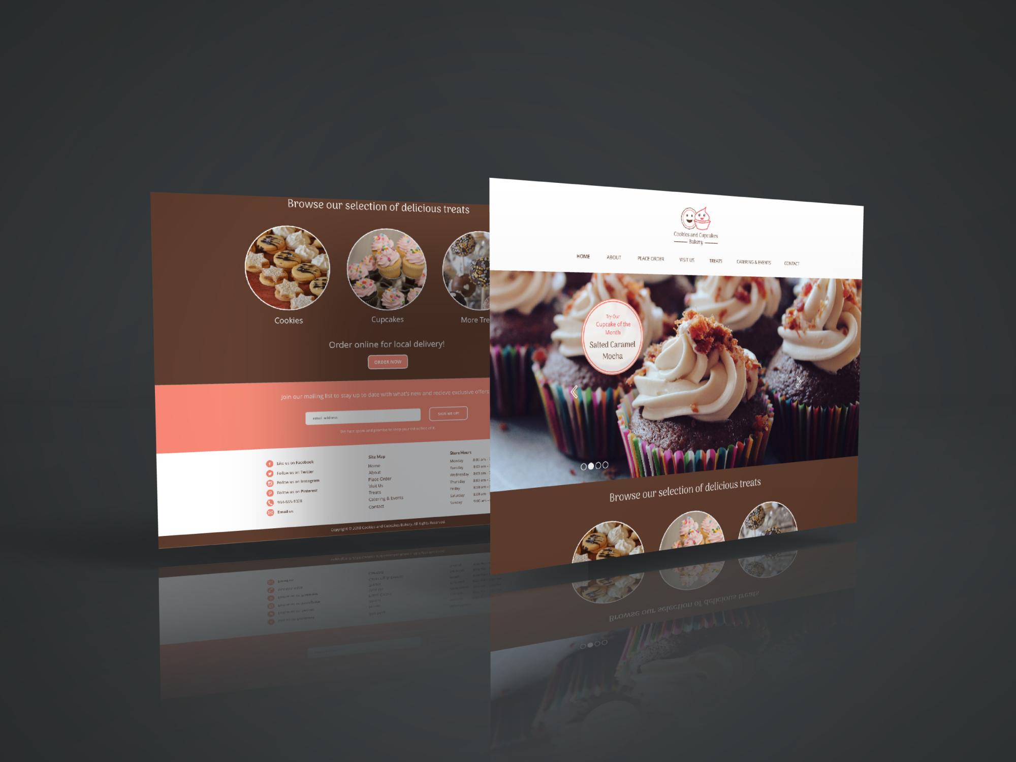 Cookies & Cupcakes Bakery